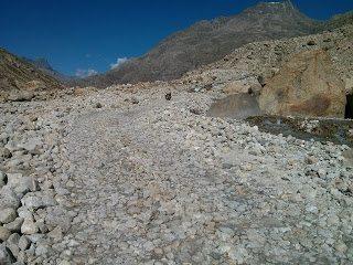 Roads towards Manali