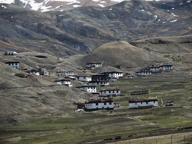 Langcha village