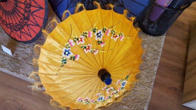 जापानी छाता