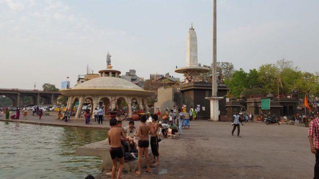 गाँधी स्मारक और गाँधी तालाब