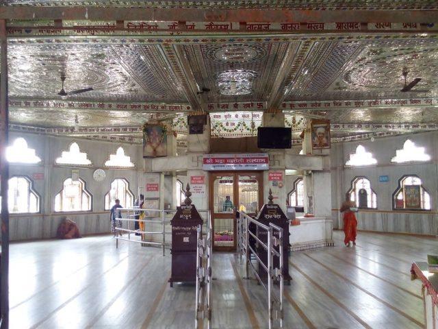भद्र मारुती मन्दिर खुलताबाद