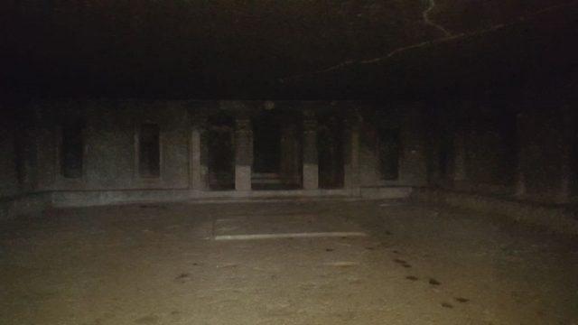 गुफा नंबर २० का हौल