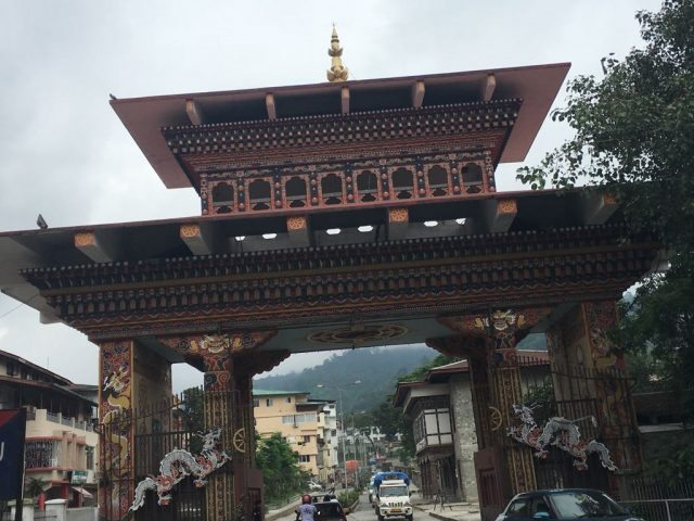 Bhutan Border