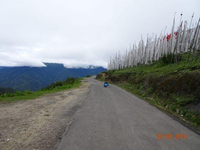 Chale La Pass