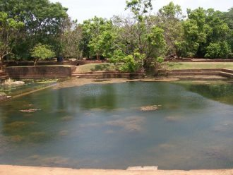 Ravana palace  gardens