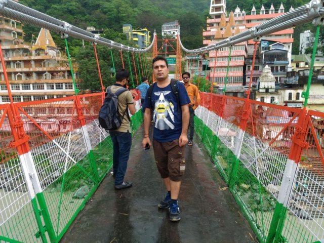 Tri Colour Ram Jhula
