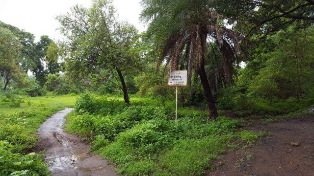 तन्सा नदी और अग्निकुंड जाने का मार्ग