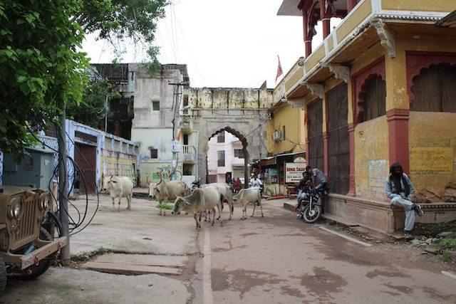 Heritage city