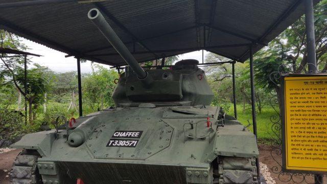 चाफ़ी लाइट टैंक