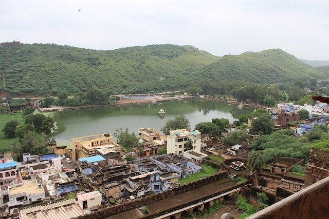 Bundi from Chhatar Mahal