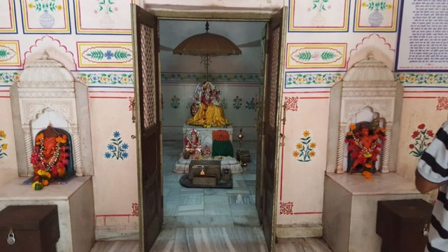 ग्राम देवी का मंदिर