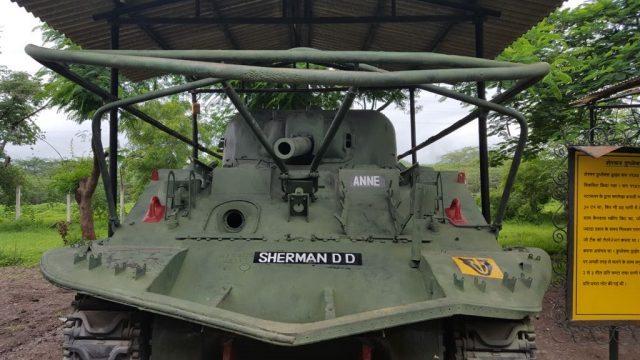 शेर्मन डुप्लेक्स ड्राइव टैंक