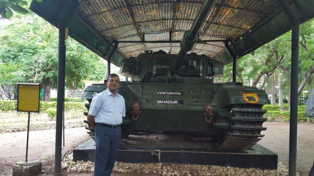 सेंचुरियन टैंक