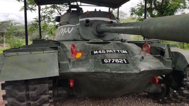 पाकिस्तानी पेटन टैंक