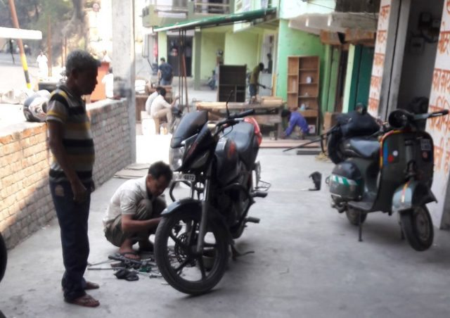 Bike Repairing in Bhowali