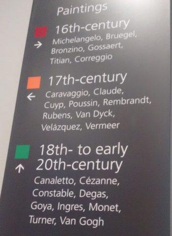 Gallery Directions