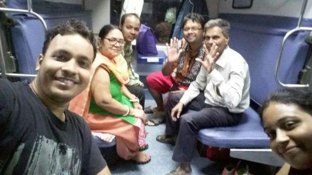 दिल्ली से उज्जैन की यात्रा