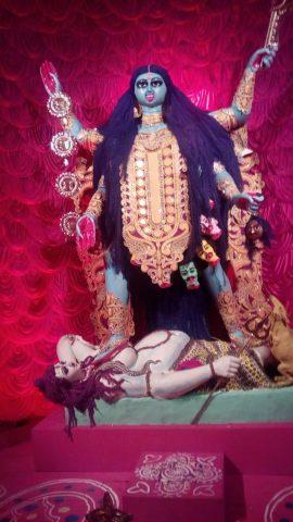 Elokeshi Kali