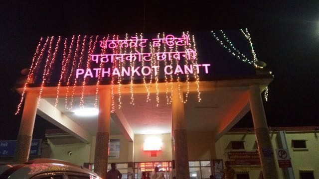 Pathankot Cantt Station