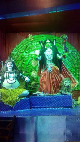 Sahastra Bhuja Kali