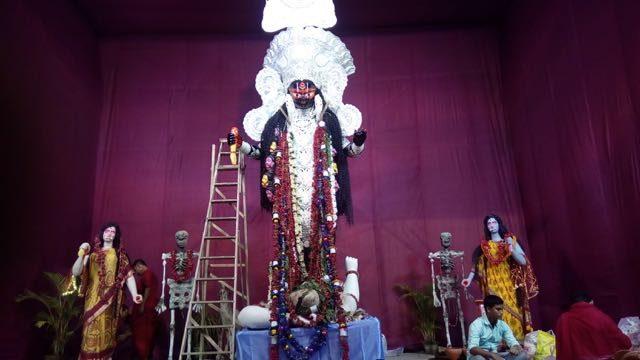 Shamshan Kali