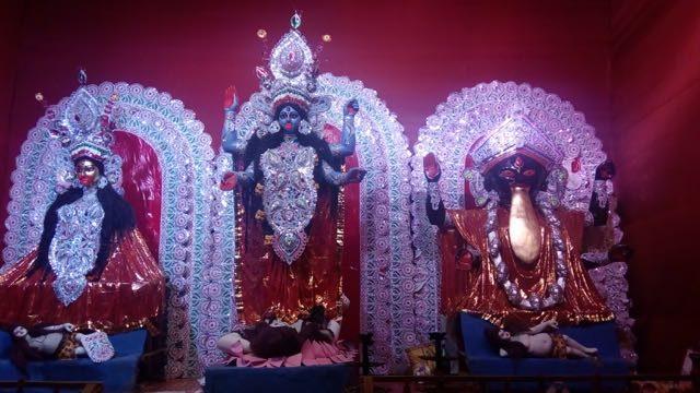 Tri Shakti Kali