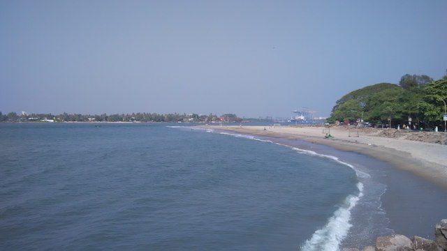 Fort Cochin Beach