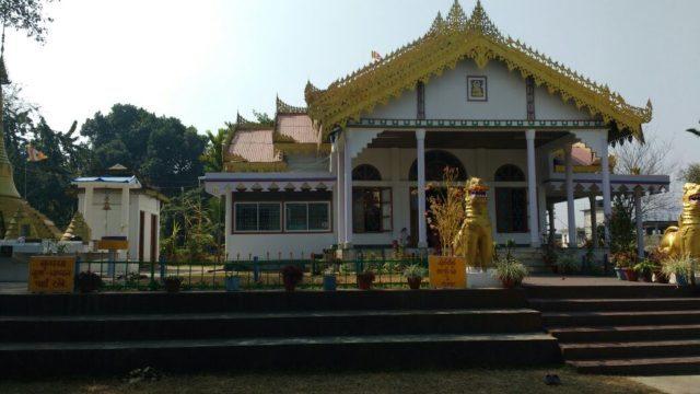 बौद्ध मंदिर