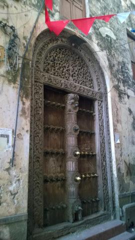 A Zanzibar Door