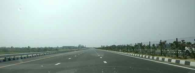 The Road to Agra