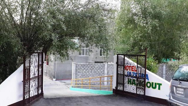 Hotel in Kargil