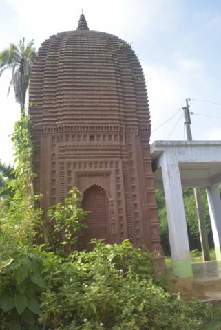 Ilambazar : A cultured and sublime terracotta township near Shantiniketan